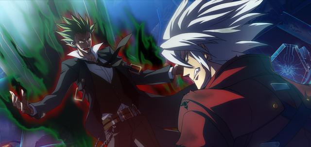 File:Ragna the Bloodedge (Chronophantasma, Arcade Mode Illustration, 4).png