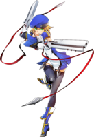 Noel Vermillion (Centralfiction, Character Select Artwork, Alternate Artwork)