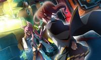 Celica A. Mercury (Chronophantasma Extend, Arcade Mode Illustration, 1)