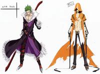 Hazama (Concept Artwork, 6)