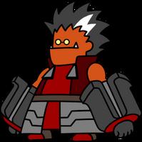 Iron Tager (Chibi)