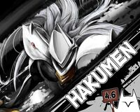 Hakumen (Birthday Illustration, 2018)