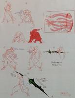 Yūki Terumi (Concept Artwork, 7)