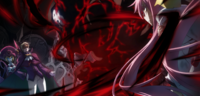 Arakune (Centralfiction, arcade mode illustration, 6)