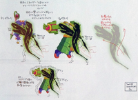 Yūki Terumi (Concept Artwork, 6)