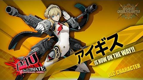 BlazBlue Cross Tag Battle Character Introduction Trailer 7