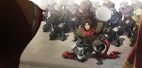 Bang Shishigami (Centralfiction, arcade mode illustration, 2)