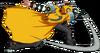 Yūki Terumi (Sprite, Crush Trigger)
