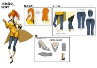 Yuki Himezuru (Concept Artwork, 6)