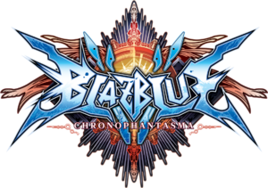 BlazBlue Chronophantasma (Logo)