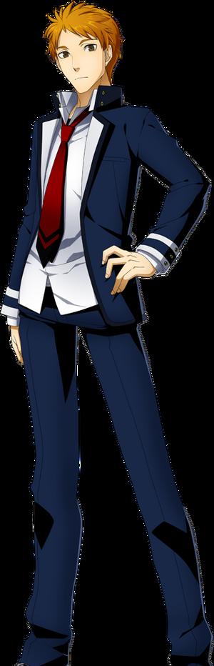 Akira Kamewari (Character Artwork, 1, Type A)