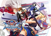 BlazBlue Centralfiction (Artwork)