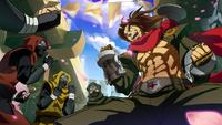 Bang Shishigami (Continuum Shift, Story Mode Illustration, 3)
