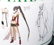 Litchi Faye-Ling (Concept Artwork, 6)