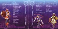 BLAZBLUE SONG ACCORD 2 with CONTINUUM SHIFT II (Scan, Lyrics, 2)