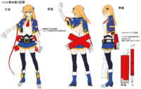 Noel Vermillion (Concept Artwork, 6)