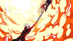 True Ending (Calamity Trigger, Story Mode Illustration, 4)