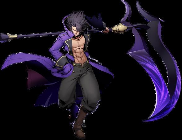 File:Gordeau the Harvester (BlazBlue Cross Tag Battle, Character Select Artwork).png