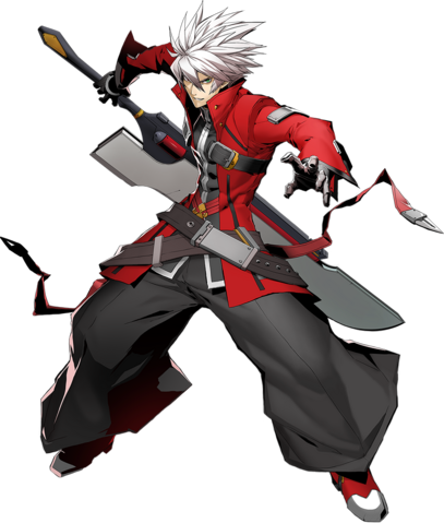 File:Ragna the Bloodedge (BlazBlue Cross Tag Battle, Character Select Artwork).png