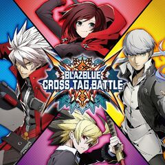 BlazBlue: Cross Tag Battle promotional material