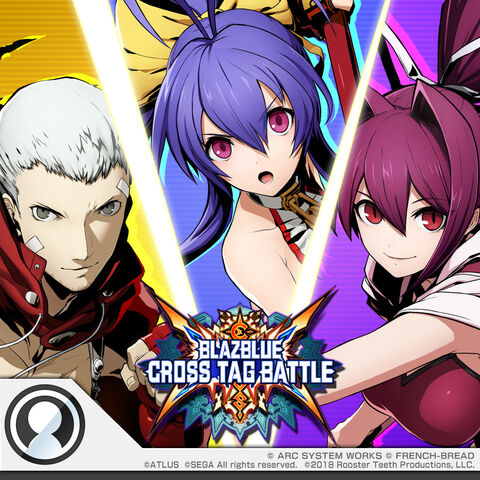 BlazBlue: Cross Tag Battle promotional material 6