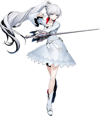 File:Weiss Schnee (BlazBlue Cross Tag Battle, Character Select Artwork).png