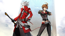 Extra (Cross Tag Battle, Episode Mode Illustration, 8,Type A)