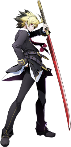 Hyde Kido (BlazBlue Cross Tag Battle, Character Select Artwork)