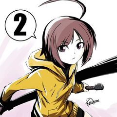 Illustration countdown of Linne by Mori