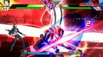 BBTAG character gameplay screenshot of Tohru Adachi 00003