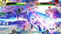 BBTAG character gameplay screenshot of Tohru Adachi 00002