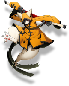 Jubei (BlazBlue Cross Tag Battle, Character Select Artwork)