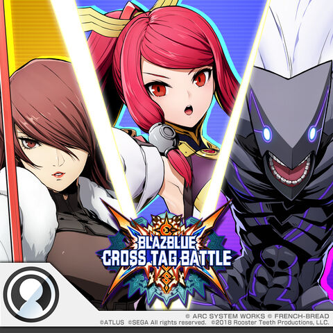 BlazBlue: Cross Tag Battle promotional material 5
