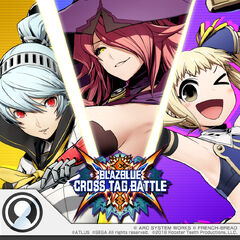 BlazBlue: Cross Tag Battle DLC promotional material 7