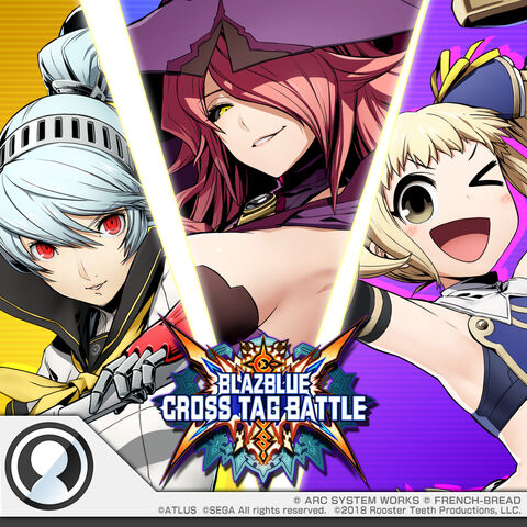 BlazBlue: Cross Tag Battle promotional material 7