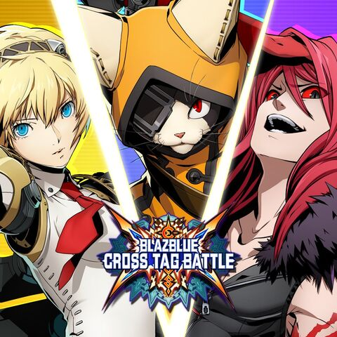 BlazBlue: Cross Tag Battle DLC promotional material