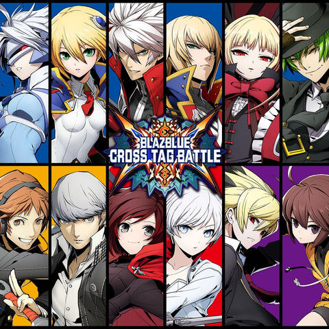 BlazBlue: Cross Tag Battle promotional material 2