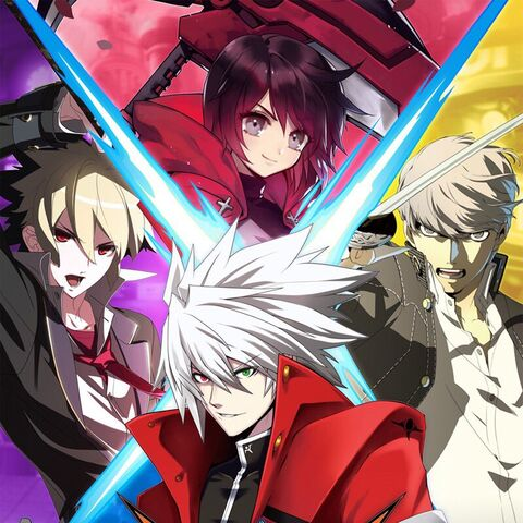 BlazBlue Cross Tag Battle cover