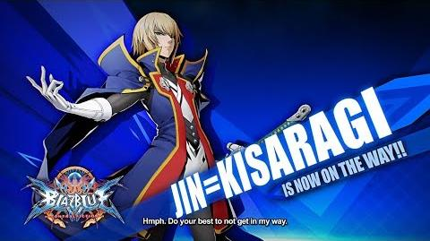 BlazBlue Cross Tag Battle Character Introduction Trailer 1