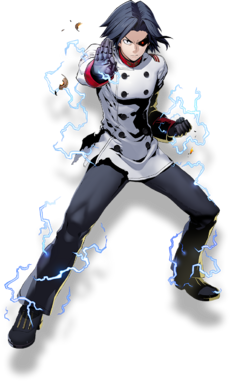 Akatsuki (BlazBlue Cross Tag Battle, Character Select Artwork)
