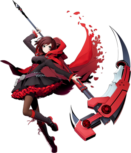 File:Ruby Rose (BlazBlue Cross Tag Battle, Character Select Artwork).png