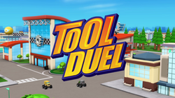 Tool Duel title card