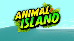 Animal Island title card