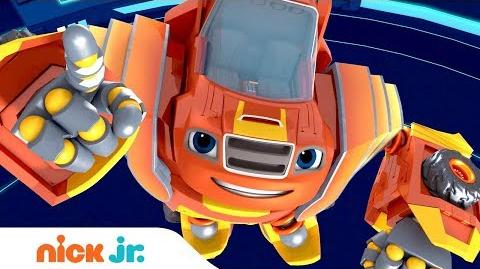 Blaze and the Monster Machines 🤖 Robot Riders 🚗 Coming Memorial Day!! Nick Jr.
