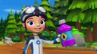 S1E20 Gabby shows her medicine oil