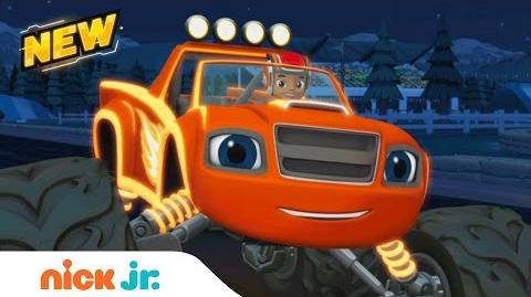 'Blaze Light Riders' Brand-New Special Official Trailer Blaze and the Monster Machines Nick Jr.