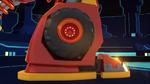 Robot Riders promo Blaze's robot leg