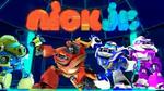 Nick Jr. logo Robot Riders 2