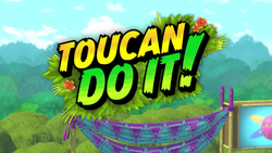 Toucan Do It! title card