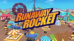Runaway Rocket title card